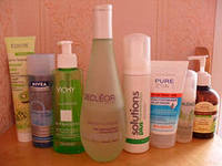 Cosmetic, perfumery, hygienic production,