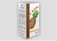 Dietary supplements for weight loss. ANANAS-F