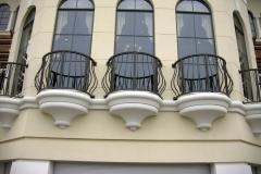 Огородження для балконів куті