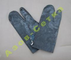 The BL-1 rubber gloves (OZK suit) to buy (price)