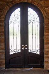 Doors, Kharkiv, production and installation.