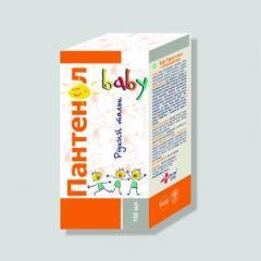 Talc cosmetic. BABY ZHIDKIY TALK S D-PANTENOLOM.
