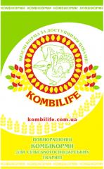 Полнорационные комбикорма TM Kombilife для птицы