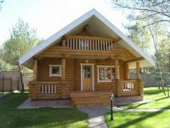 Дома срубы деревянные, Харьков