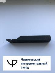 Резец левый токарный отрезной 16х12х100 ГОСТ18884