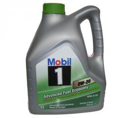 Моторное масло Mobil 1 ESP X2 0W20 4л