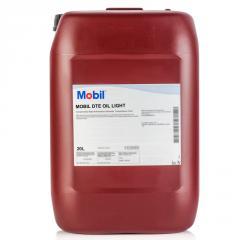 Циркуляционное масло Mobil DTE Oil Light 20л
