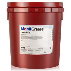 Cмазка для подшипников Mobil Unirex N 2 18кг