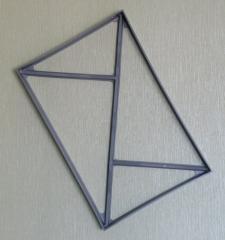 Форма для садовой дорожки Универсальный Камень