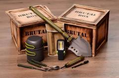 Подарочный набор Brutal Box ТУРИСТ BOX...