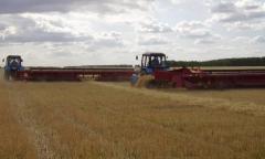 Жатка валкова зерновая ЖВЗ-9,2