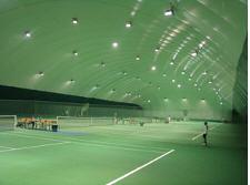 Сооружения спортивные воздухоопорные