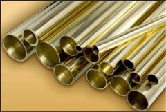 Brass of a pipe, tube Kharkiv (Ukraine) Donetsk,