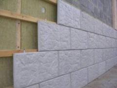 Interline interval stone Nano Stone for finishing