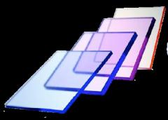 Plexiglas, block, sheet to buy Plexiglas: leaf,