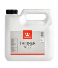 Растворитель 1027 Tikkurila для кислотных ЛКМ