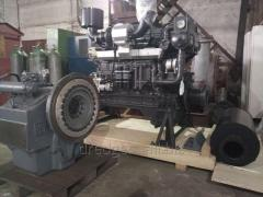 Морской двигатель 500 л.с. SDEC SC15G500.1CA2