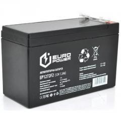 Батарея к ИБП Europower 12В 7.2 Ач (EP12-7.2F