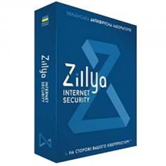Антивирус Zillya! Internet Security 1 ПК 1...