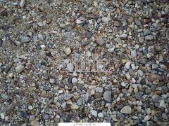 Crushed stone elimination