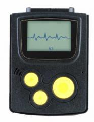 Холтер ЭКГ 3х канальный миниатюрный BI6600-3 без ПО