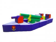 Модуль-трансформер Военный корабль TIA-SPORT