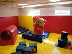 Мягкая детская игровая зона до 40 кв.м TIA-SPORT