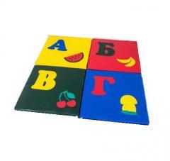 Мат-коврик развивающий Азбука TIA-SPORT