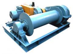Лебедки электрические типа ЛМ 15-50-0.01