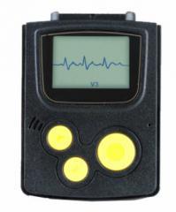 Холтер ЭКГ трехканальный миниатюрный с ПО BI6600-3