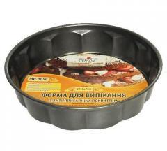 Форма для выпечки 28*5.5см MH-0050