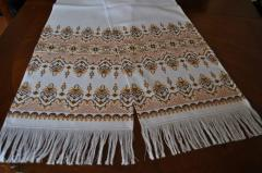 Embroidered with Rushniki
