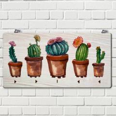 Ключница настенная Cactus