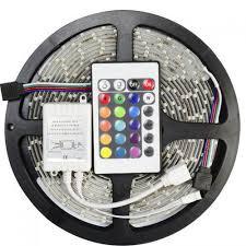 Светодиодная лента RGB LED 5 метров