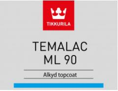 Краска алкидная Темалак МЛ 90 Tikkurila Temalac ML