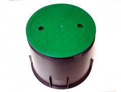 Клапанный бокс Presto-PS «Колодец», в упаковке - 1