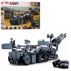 Конструктор SLUBAN M38-B0681 военная техника