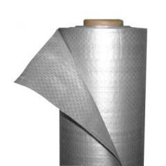 Гидробарьер Silver серебристый 1.5*50м 75м2