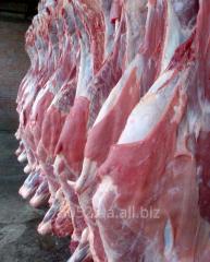 Beef meat in p hulks, block, premium, 1-2