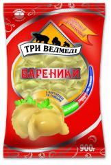 Potato and mushrooms dumplings, 900 g