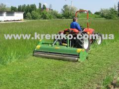 Mower rotor / Mulcher/mower grinder