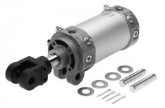 Pneumatic cylinder. Special executions for welding