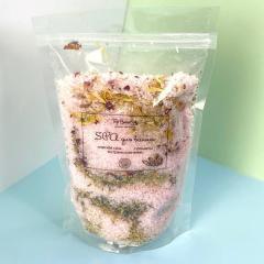 Морская соль с сухоцветами Top Beauty SPA для