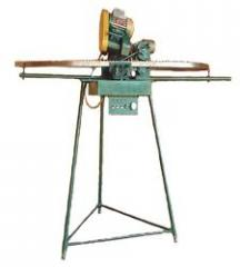 The device for sharpening of tape saws