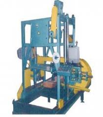 The horizontal lentopilochny SPV-960-50 machine