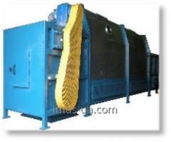 Охладитель жмыха HUM (HCCL)