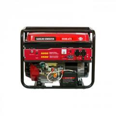 Генератор бензиновый WEIMA WM5500 ATS (5,5 кВт,