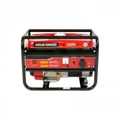Генератор бензиновый WEIMA WM3200 (3,2 кВт, 1