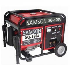 Генератор сварочный SAMSON SQ-190A, ток 210 А,