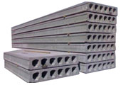 Plate reinforced concrete PNO 63-12